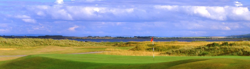 Royal Dornoch G.C in Scotland 2015